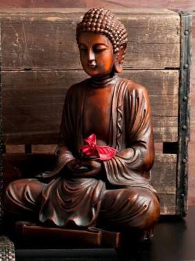 woodenbuddha